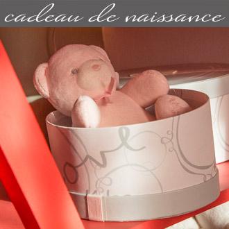 Les cadeaux de naissance proposés par Rose Citron, magasin à Leucate