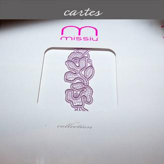 Les cartes proposés par Rose Citron, magasin à Leucate