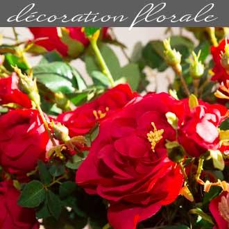 Les décorations florales proposés par Rose Citron, magasin à Leucate