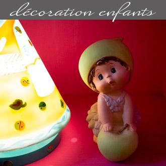 Les décorations enfants proposées par Rose Citron, magasin à Leucate