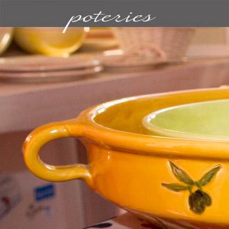 Les poteries proposées par Rose Citron, magasin à Leucate