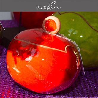 Le raku proposé par Rose Citron, magasin à Leucate