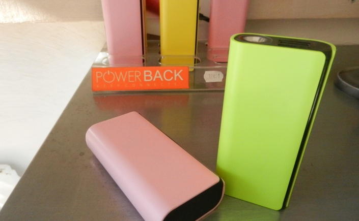 power Back ou batterie pour portable.