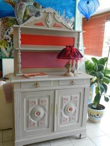 meuble ancien relooké
