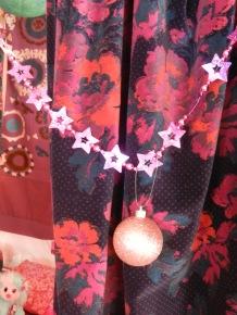 rideau velours Fiancée du Mékong