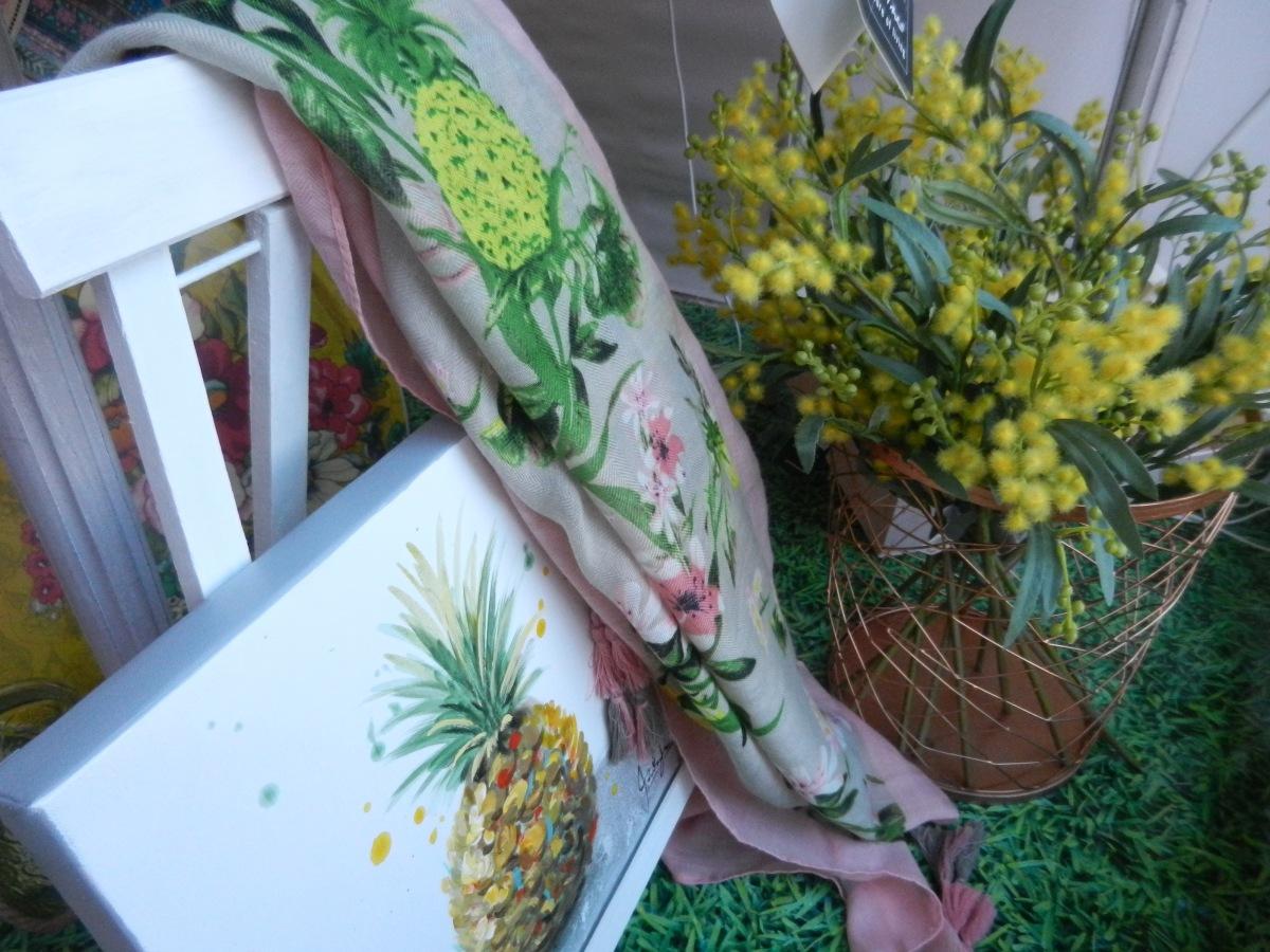 la star de l'été.l'ananas.