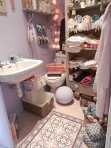 salle de bain lilas.Rose Citron2017